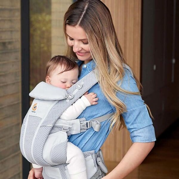 ergobaby omni breeze baby carrier with