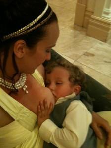 Extended Breast feeding