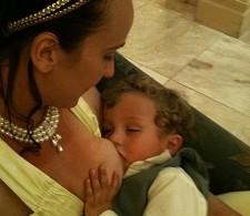 breastfeeding beyond infancy