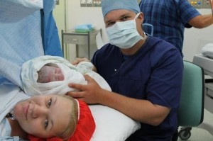 Photo of Leila's Birth Story