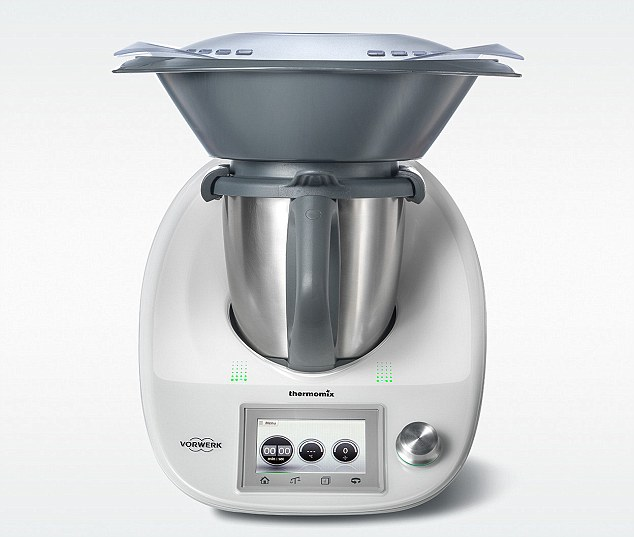 Photo of Thermomix TM5 – Thermostorm